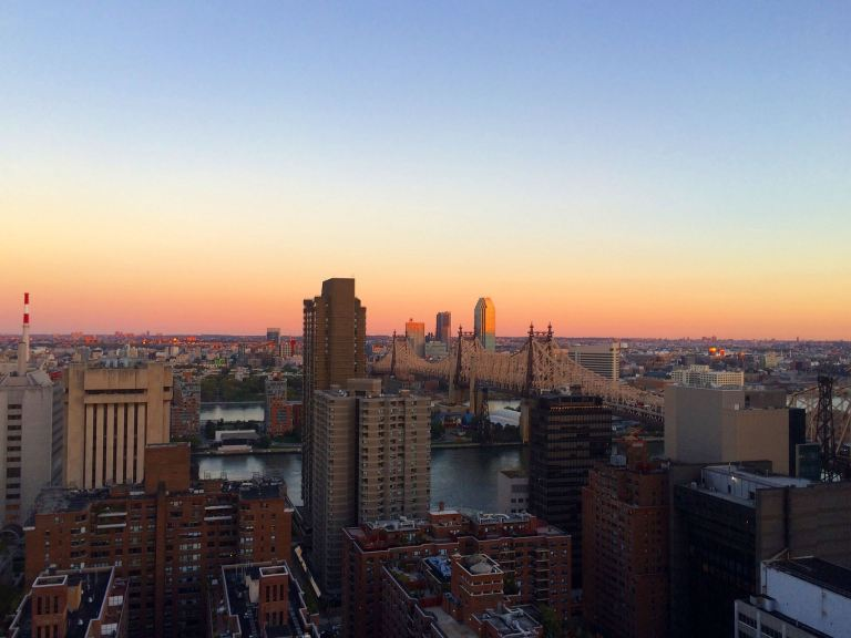 nyc-skyline-sunset