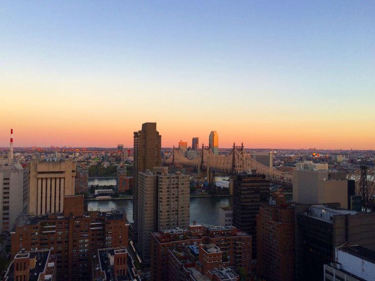 nyc-skyline-sunset