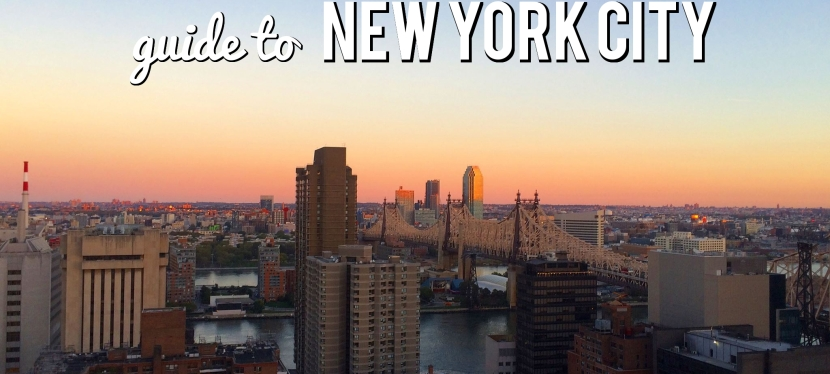 Vacation Vagabonds Guide: NYC in 48 Hours